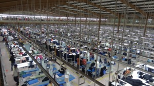 a large, state-of-the-art factory in Bangladesh playing by the rules we recognize as fair.