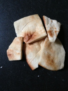 don't be fooled by pita chips. this is toast.