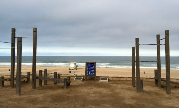 If only all bar areas had this view. Last trip to Southern CA in Manhattan Beach.